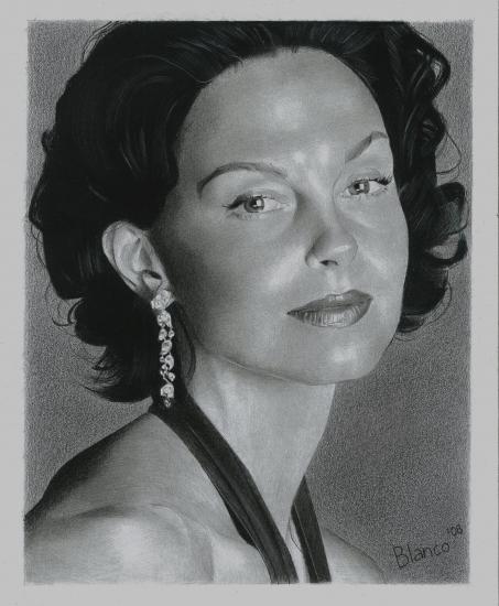 Ashley Judd por blanco